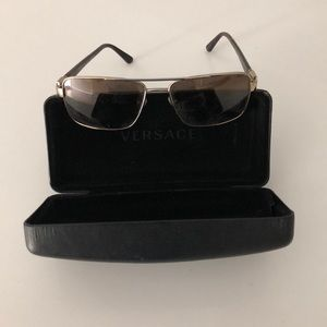 Polarized Versace Sunglasses